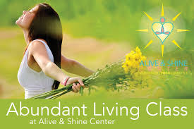 Image result for picture of abundant living
