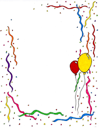 Party Borders For Invitations Free Birthday Borders Download Free Clip Art Free Clip Art
