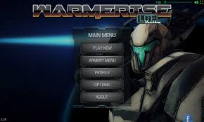 warmerise lite version game 1