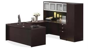 good shaped desk office. U Shaped Desks Office Source Desk With Hutch And Storage Good I