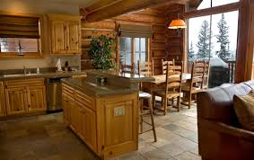 cabin kitchen ideas. Kitchen:Lake Cabin Kitchen Ideas Island Designs Log Countertops Rustic Lighting Decorating Rugs Mountain Decor C