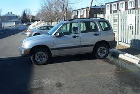 1999 Chevrolet Tracker - Information and photos - ZombieDrive