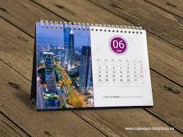 2018 desk calendar kb10 w3