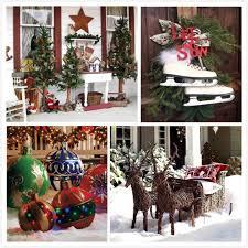 handmade outdoor christmas decorations. best easy outdoor christmas decorating ideas sheenas garden design decor homemade decorations with handmade s