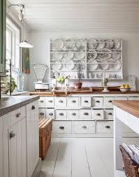 Shabby Chic Country Kitchen Kitchen Gorgeous White Retro Country Kitchen Decoration Design