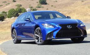 2018 lexus convertible. modren 2018 with a largerthanlife spindleshaped grille and coupelike profile the 2018  lexus ls500 embraces u201cbrave designu201d in lexus convertible