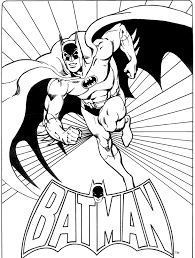 Free download 37 best quality batman and spiderman coloring pages at getdrawings. Batman Coloring Pages Online Coloring Home