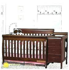 mini crib changing table combo and baby changer assembly instructions storkcraft toys r us