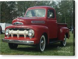 Truck Mirrors Canvas Prints (Page #4 of 8) | Fine Art America