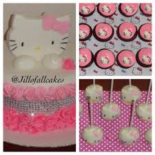 Hello Kitty Cake Cupcakes And Cake Pops Yelp