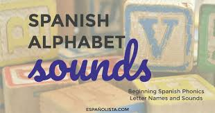 El abecedario, from the name of the first four letters, a b c d. Spanish Alphabet Sounds Beginning Phonics Grow Spanish