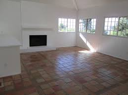 beautiful restoration resealing of the saltillo tile hardwood flooring in san go coronado area