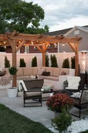 Small Backyard Lighting Ideas Inspiring Backyard Lighting Ideas Your Home 04 Crunchhome