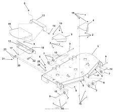 Gravely 991084 035000 044999 zt 60 hd parts diagram for deck diagram deck discharge chute anti scalp rollers belt covers gravely 991084 035000 044999