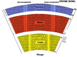 Pageant Of The Masters 2018 Seating Chart 2 Tickets Pageant Of The Masters 8 18 17 Irvine Bowl