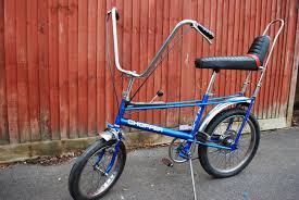 original raleigh chopper bikes