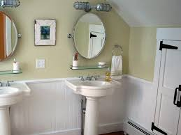 decorate half bath pedestal sink sink ideas