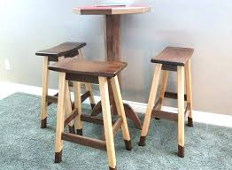 Simple Wooden Bar Stools Site In Making Designs Stool Plans Build Your Own  Make Cushions  T97