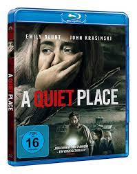 A Quiet Place [Blu-ray]: Amazon.de: Blunt, Emily, Krasinski, John, Jupe,  Noah, Simmonds, Millicent, Woodward, Cade, McCarthy, Doris, Krasinski,  John, Blunt, Emily, Krasinski, John: DVD & Blu-ray