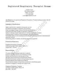 Respiratory Therapist Student Resume Respiratory Therapist Student Resume Foodcity Me
