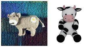 Check spelling or type a new query. Adorable Amigurumi Cow Knitting Patterns