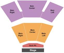The Oshaughnessy Tickets And The Oshaughnessy Seating