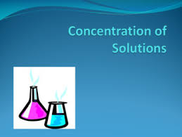 Concentration Of Solutions Concentration Of Solutions Teaching Resources Teachers Pay Teachers