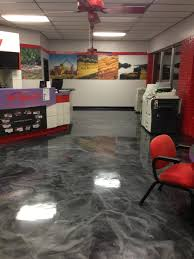 Syracuse NY Epoxy Office Floors CNY Creative Coatings