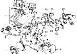 1976 honda cb550 wiring diagram 1977 honda cb750 wiring diagram 1978 CB550 at 1977 Cb550 Wire Harness