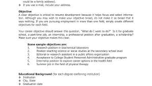 common objectives for resumes samples of objectives for resume common resume objectives human