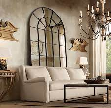 Fan out a folding screen behind the sofa and either wedge it between the wall and the sofa or mount it on the wall. An Idea For Decorating The Wall Behind Your Sofa Driven By Decor