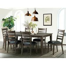dining room table sets for 6 home solid wood extending dining room table 6 chairs round