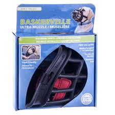 Baskerville Muzzle Size Chart Baskerville Ultra Dog Muzzle Black