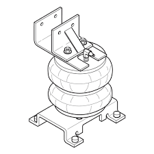 Firestone suspension leveling kit