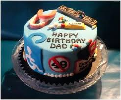 Dad Birthday Cake Ideas Gallery Birthday Cake Ideas For Dad Happy
