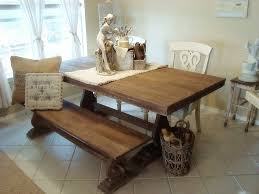 Bench Style Kitchen Table Bench Style Kitchen Tables Design Inspirations Lesitedeclaudiacom