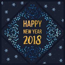 Happy New Year Card Free Vector Art 38153 Free Downloads