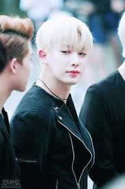 Fy Monsta X Blond