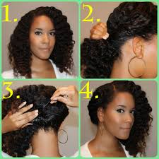 Natural Hair Diy 5 Back To School Inspired Styles Beauty Buzz
