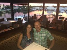 The Chart House Daytona Fl Our 10 Year Anniversary Dinner Picture Of Chart House