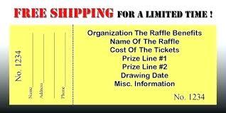 Free Editable Raffle Movie Ticket Templates Stub Template Sample Stubs