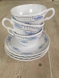 Plastic Tea Cups And Saucers