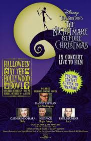 Danny Elfman to perform The Nightmare Before Christmas live with ...
