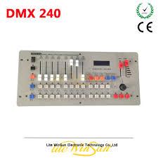 litewinsune disco 240 16ch x 24 dmx512 intelligent lighting controller mni dmx stage lighting console for
