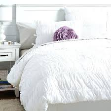 ruffle duvet cover queen white ruffle duvet cover queen duvet covers king cotton ruffle edge duvet