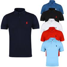 New Polo T Shirt Designs Details About New Mens Polo Shirt Top Short Sleeve Pique Designer Plain T Shirt Tee Horse Golf