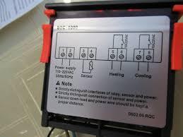 temp w sensor thermostat aquarium control how wire stc1000 wiring usefulldata com stc 1000 temperature controller 2x relay for temp w sensor thermostat aquarium control how wire stc1000