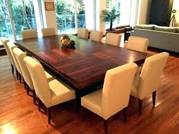 large dining room table seats 12 tables that seat or more a round in large dining room table seats 12 ideas