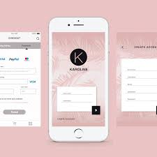 Clothes Designer Apps For Iphone 10 Latest Mobile App Interface Designs For Your Inspiration