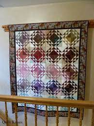 quilt kisses diffe ways to hang quilts
